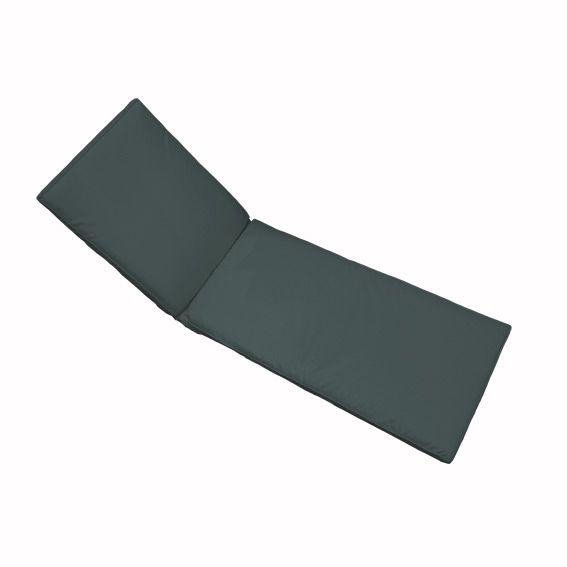 coussin bain de soleil garden gris coussin de bain de soleil eminza. Black Bedroom Furniture Sets. Home Design Ideas