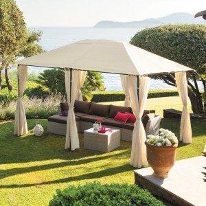 Mobilier de jardin salon de jardin bain de soleil - Salon de jardin hesperide santo pietro ...