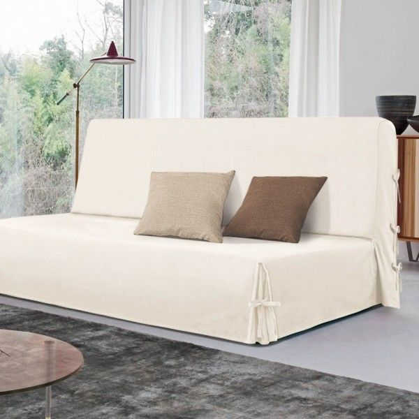 housse de clic clac housse de canap chaise eminza. Black Bedroom Furniture Sets. Home Design Ideas